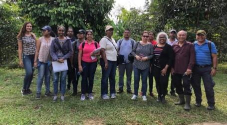 Studenten Agrarische Productie bezoeken ressort Lelydorp