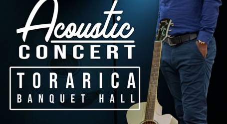 Het Emanuel Pinas Acoustic Concert