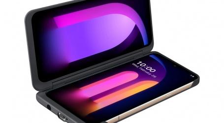 LG presenteert nieuwe telefoon met extra scherm en 8k – camera