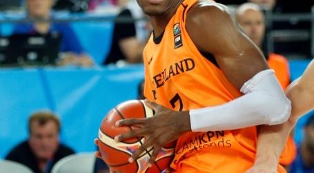 Zeldzame zege basketballers in Turkije