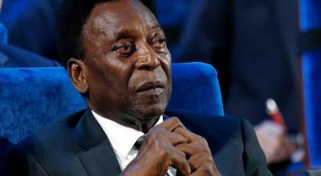 Depressieve Pelé komt zijn huis bijna niet meer uit: 'Hij schaamt zich voor zijn gezondheid