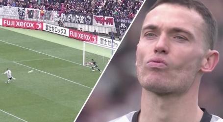 Vermaelen en Iniesta nemen deel aan krankzinnige penaltyserie in Japan