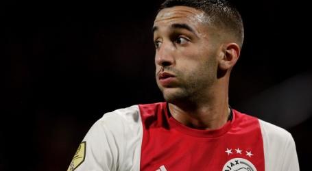 Hakim Ziyech verruilt Ajax voor Chelsea