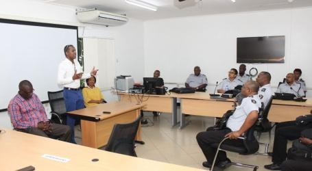 Juspol start Hogere Opleiding Penitentiaire Ambtenaren