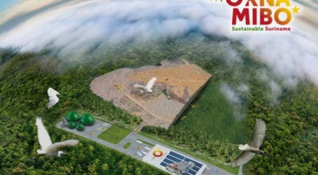 Ornamibo krijgt modern afvalverwerkingsfabriek