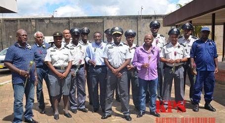 Bevordering leden Politie Ondersteuningsgroep (POG)