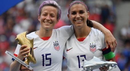 Amerikaanse voetbalsters gaan in beroep: 'We waren gewoon geschokt'