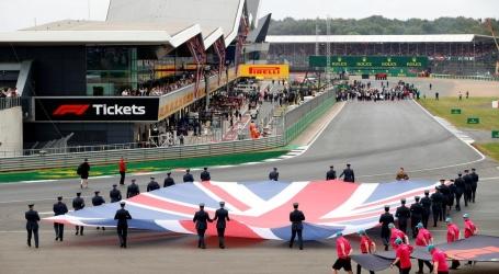 Formule 1 praat met Britse overheid over uitzondering op coronamaatregelen
