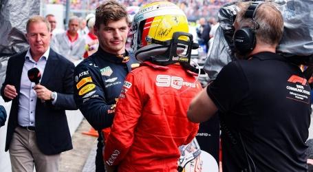 Verstappen verzekert: 'Ik ga absoluut niet naar Ferrari'