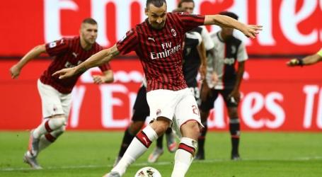 Zlatan is Ronaldo de baas in krankzinnige Italiaanse topper.