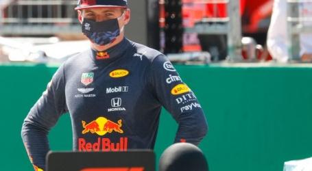 Formule 1 wint bij rentree, maar Max verliest.