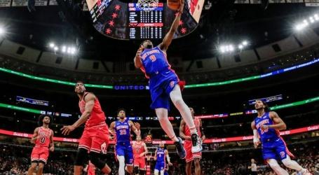 Basketballers NBA eveneens in actie tegen racisme.