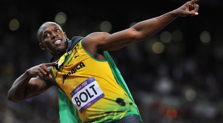 Usain Bolt onthult eindelijk naam van dochter: Olympia Lightning.