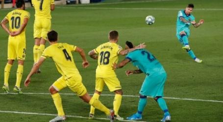 Barcelona herstelt zich met prachtige doelpunten en ruime zege.