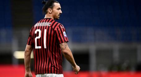 Ibrahimovic: 'Milan had titel gepakt als ik hier heel seizoen was geweest'