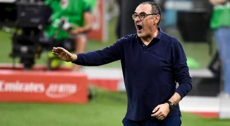 Juventus-coach Sarri wijt nederlaag tegen Milan aan 'volledige black-out'