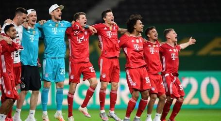 Twintigste DFB Pokal voor Bayern