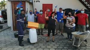 Personeel Arbeidsinspectie houdt eigen werkomgeving schoon