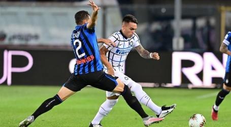 Eerste nederlaag Atalanta sinds 20 januari in Serie A.