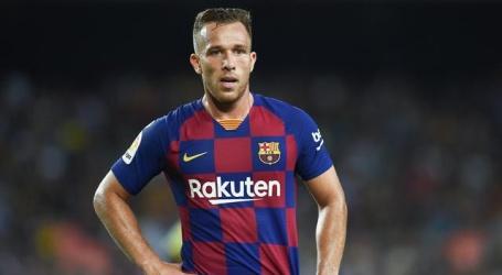 'Arthur besluit terug te keren bij FC Barcelona'