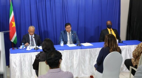 Canada en India open voor investeren in Suriname