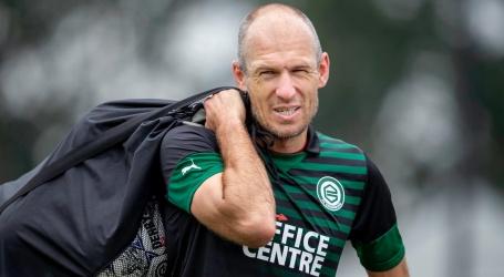 Buijs benoemt Robben tot aanvoerder bij FC Groningen