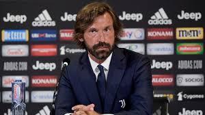 Juventus stelt Pirlo aan als opvolger van ontslagen Sarri