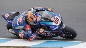 Van der Mark eindigt op podium bij eerste race WK superbike in Portugal