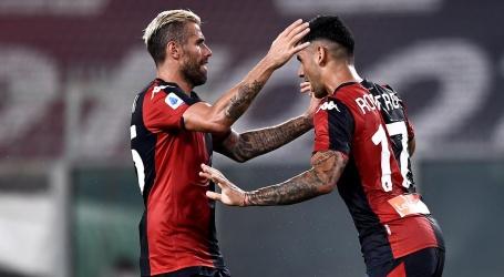 Genoa dankzij eenvoudige zege op Hellas Verona ook volgend jaar in Serie A