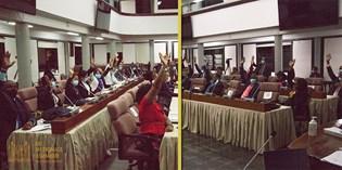 Wet Uitvoering Uitzonderingstoestand aangenomen kamerbreed aangenomen