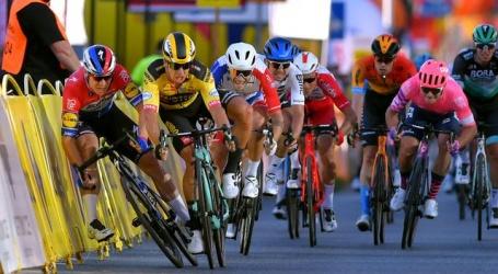 UCI VEROORDEELT' GEVAARLIJKE ACTIE ' GROENEWEGEN, EXCUSES VAN JUMBO-VISMA