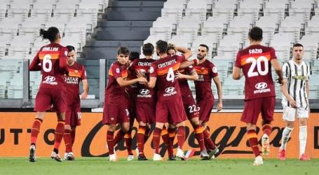 Kampioen Juventus thuis te kijk gezet, Inter wint laatste slag in Bergamo.