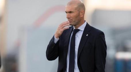 Zidane hoopt dat pijnlijk verlies tegen Shakhtar niet doorwerkt in 'Clásico'