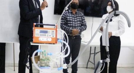 DP World schenkt beademingsapparaten aan Volksgezondheid