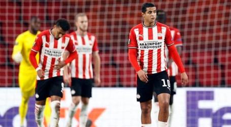 PSV ondanks treffer Götze thuis onderuit tegen Granada in Europa League