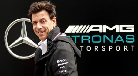 Teambaas Wolff vindt Verstappen geen optie naast Hamilton bij Mercedes