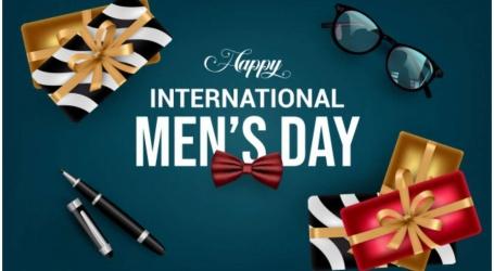 """""""Internationale dag van de man"""""""