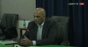 Minister Achaibersing betreurt tendentieuze berichtgeving