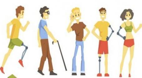 Mens met beperking verdient extra steun in de rug