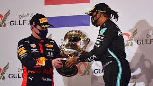 Horner: 'Verstappen ongetwijfeld eerste keus voor opvolging Hamilton'