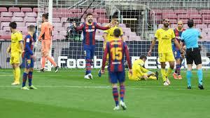 FC Barcelona verspeelt zege en profiteert minimaal van nederlaag Atlético