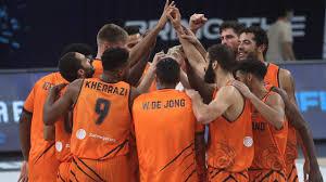 Basketballers sluiten succesvolle EK-kwalificatie af met nederlaag