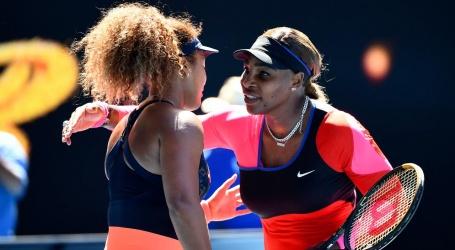 Osaka bereikt finale in Melbourne, Williams ziet 24e titel uit zicht verdwijnen