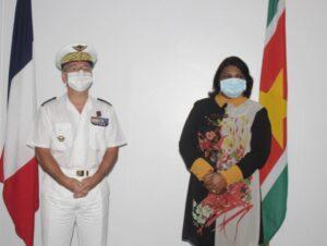 Suriname wil samenwerking met Frankrijk verdiepen