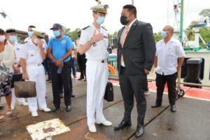 Franse marine en Kustwacht willen samenwerking intensiveren