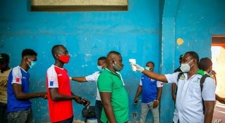 Nog geen vaccinaties in Haiti