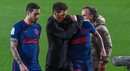 Atlético Madrid lijkt te bezwijken onder titeldruk: 'Maar we zijn juist groeiende'