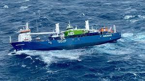 Nederlands vrachtschip in problemen bij Noorwegen, bemanning van boord gehaald