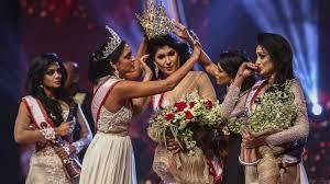 Nieuwe Miss Sri Lanka moet kroon direct inleveren na mogelijke leugen