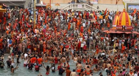 Honderden Indiase  festivalgangers positief getest op covid-19
